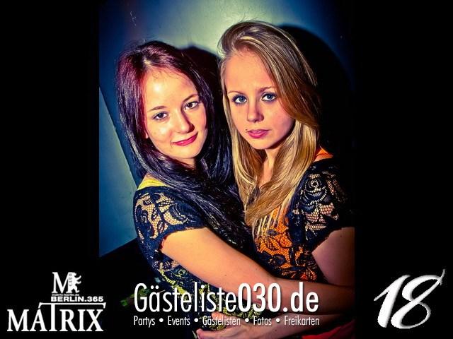 https://www.gaesteliste030.de/Partyfoto #129 Matrix Berlin vom 10.11.2012