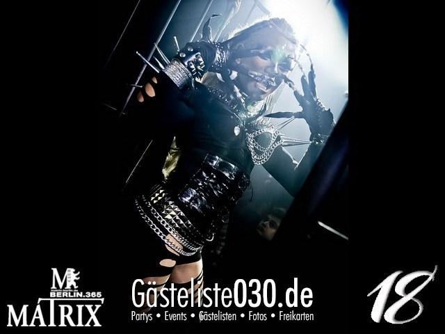 https://www.gaesteliste030.de/Partyfoto #59 Matrix Berlin vom 10.11.2012