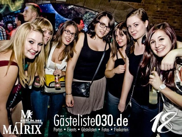 https://www.gaesteliste030.de/Partyfoto #79 Matrix Berlin vom 10.11.2012