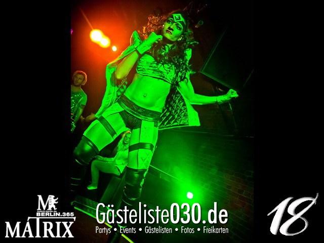 https://www.gaesteliste030.de/Partyfoto #101 Matrix Berlin vom 10.11.2012