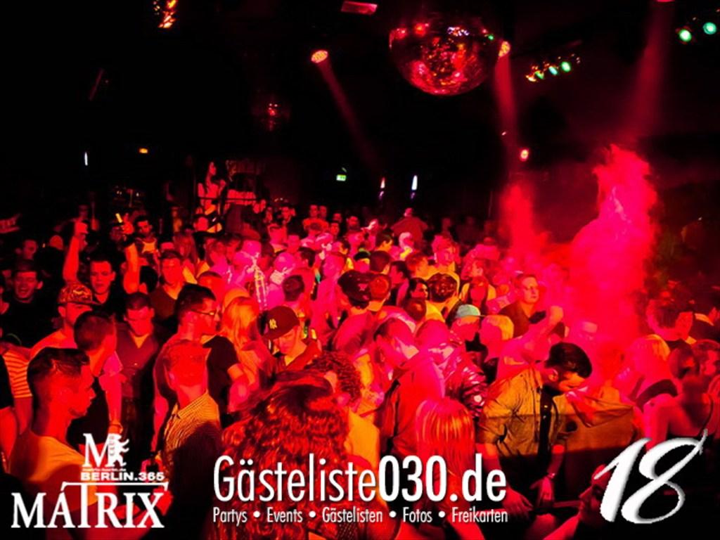 Partyfoto #48 Matrix 10.11.2012 Birthday Celebration - 18 Jahre Matrix