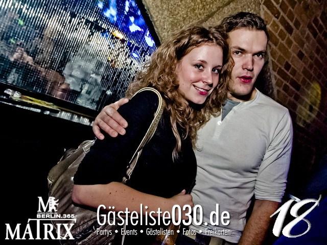 https://www.gaesteliste030.de/Partyfoto #85 Matrix Berlin vom 10.11.2012