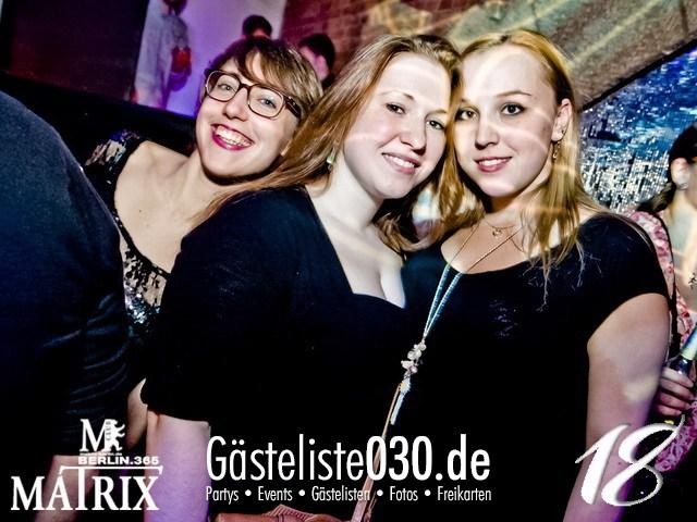 https://www.gaesteliste030.de/Partyfoto #156 Matrix Berlin vom 10.11.2012