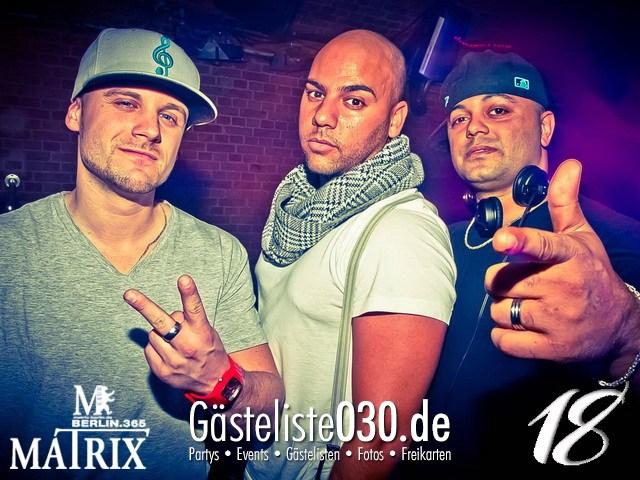 https://www.gaesteliste030.de/Partyfoto #191 Matrix Berlin vom 10.11.2012