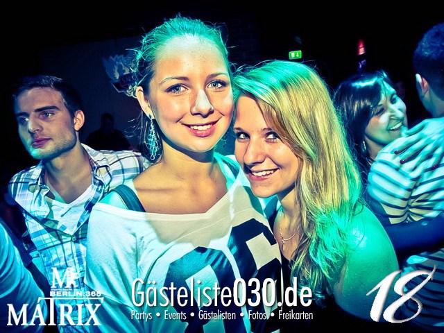 https://www.gaesteliste030.de/Partyfoto #105 Matrix Berlin vom 10.11.2012