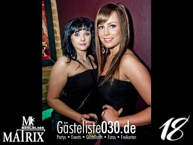 https://www.gaesteliste030.de/Partyfoto #58 Matrix Berlin vom 10.11.2012