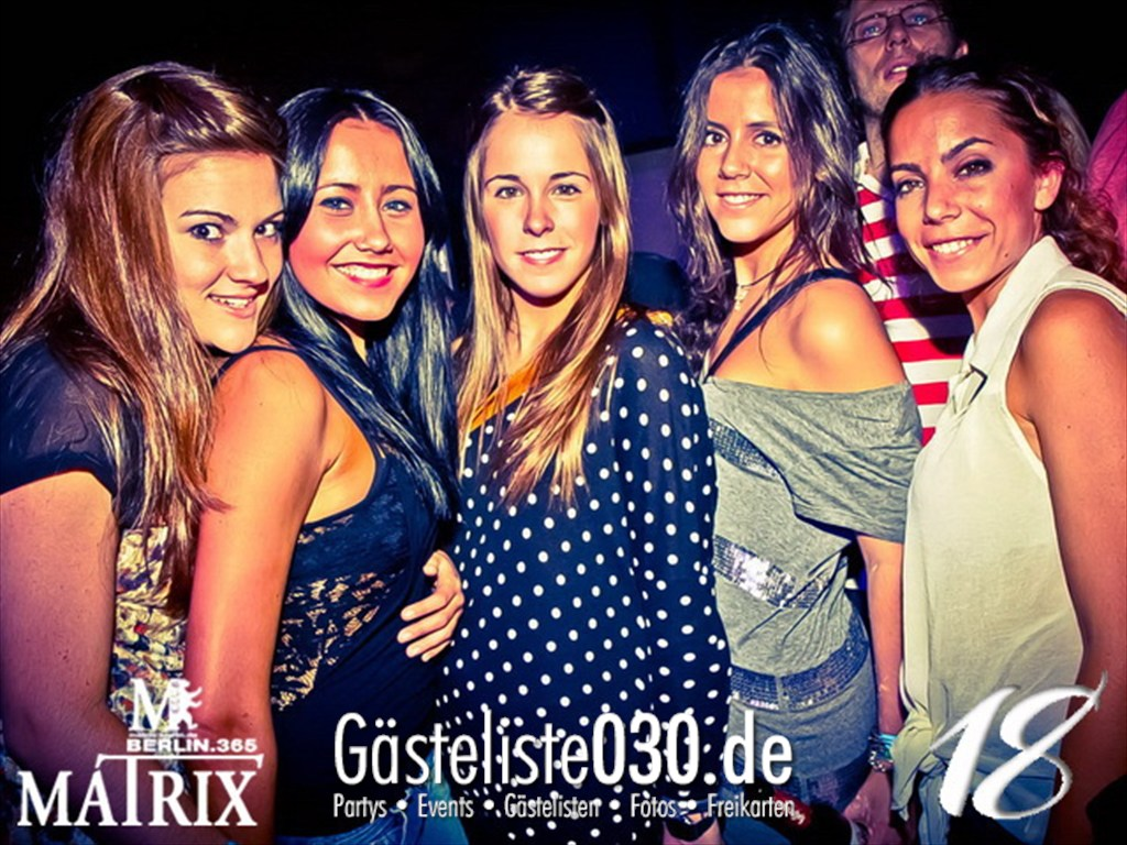 Partyfoto #49 Matrix 10.11.2012 Birthday Celebration - 18 Jahre Matrix