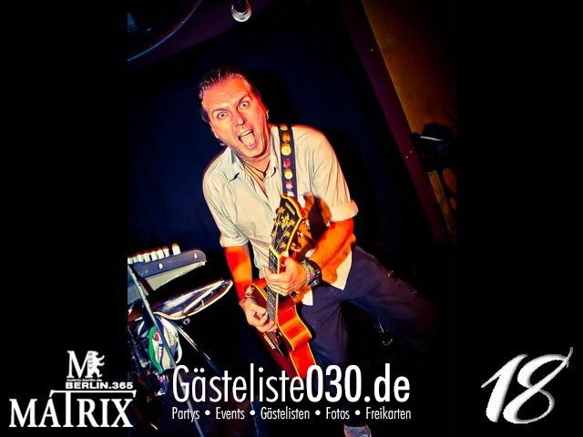 https://www.gaesteliste030.de/Partyfoto #104 Matrix Berlin vom 10.11.2012