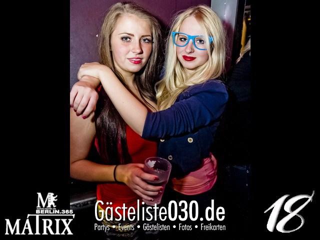 https://www.gaesteliste030.de/Partyfoto #46 Matrix Berlin vom 10.11.2012
