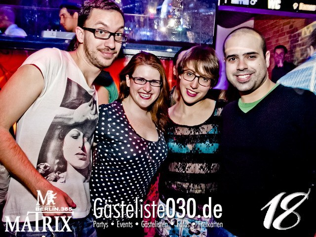 https://www.gaesteliste030.de/Partyfoto #171 Matrix Berlin vom 10.11.2012