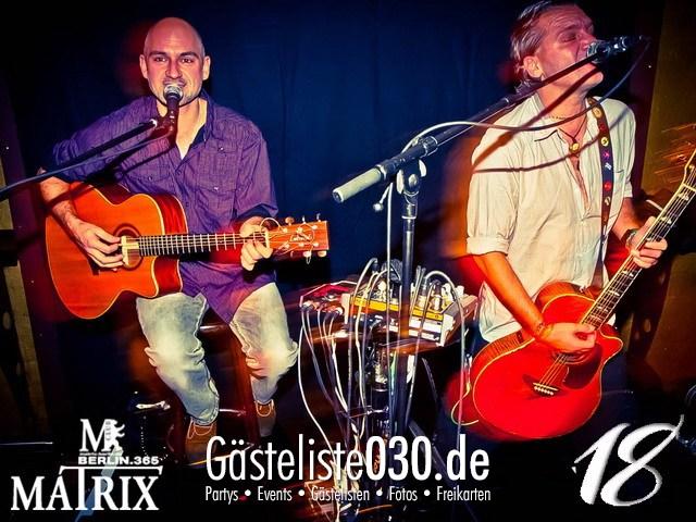 https://www.gaesteliste030.de/Partyfoto #98 Matrix Berlin vom 10.11.2012