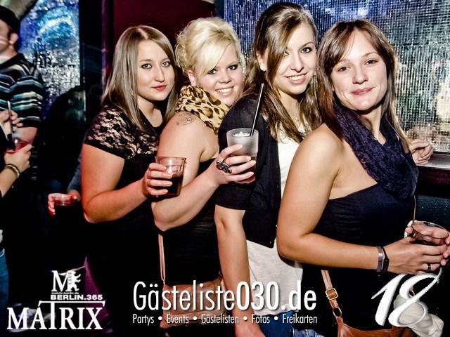 https://www.gaesteliste030.de/Partyfoto #184 Matrix Berlin vom 10.11.2012