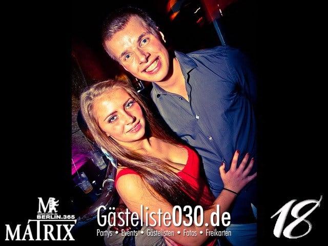 https://www.gaesteliste030.de/Partyfoto #72 Matrix Berlin vom 10.11.2012