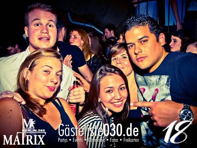 https://www.gaesteliste030.de/Partyfoto #127 Matrix Berlin vom 10.11.2012