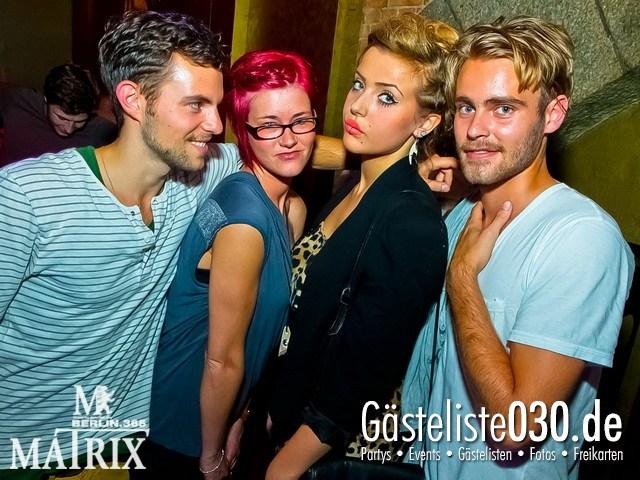 https://www.gaesteliste030.de/Partyfoto #35 Matrix Berlin vom 21.06.2012