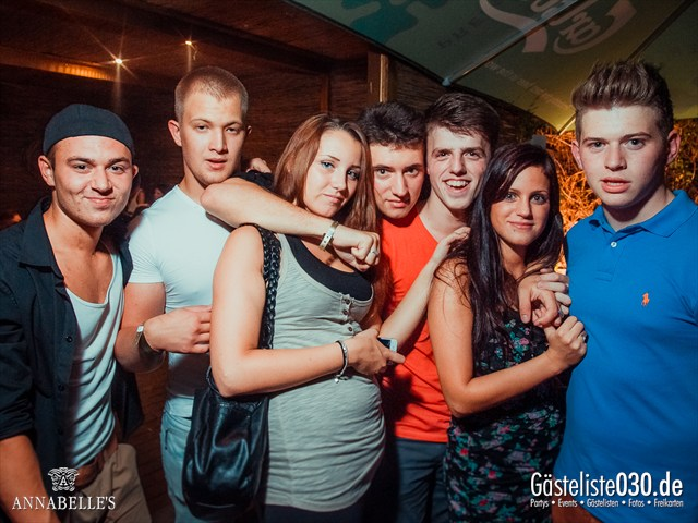 https://www.gaesteliste030.de/Partyfoto #27 Annabelle's Berlin vom 17.08.2012