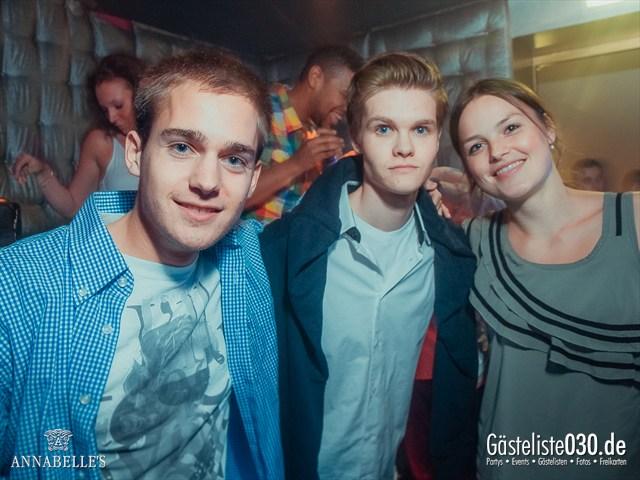 https://www.gaesteliste030.de/Partyfoto #63 Annabelle's Berlin vom 17.08.2012