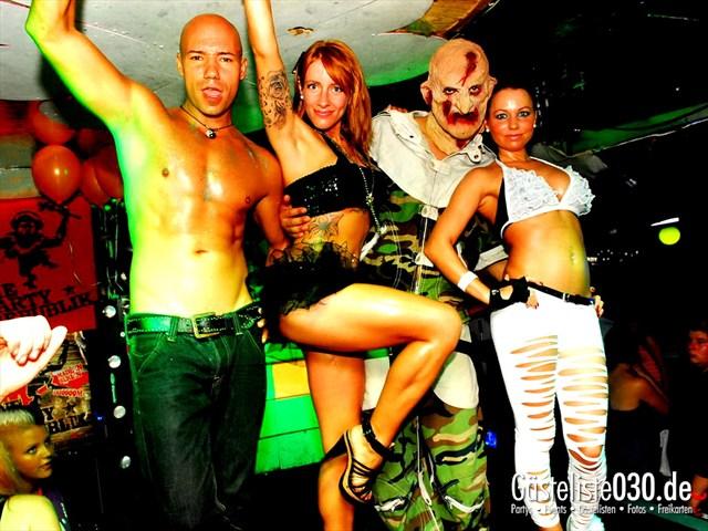 Partypics Q-Dorf 07.07.2012 Partyrepublik Untreu