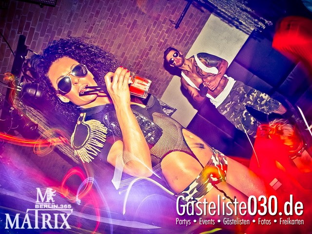 https://www.gaesteliste030.de/Partyfoto #97 Matrix Berlin vom 17.10.2012