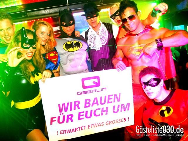 https://www.gaesteliste030.de/Partyfoto #1 Q-Dorf Berlin vom 31.08.2012