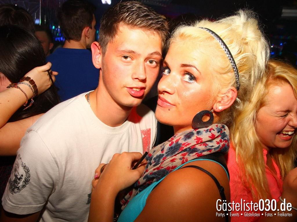 Partyfoto #49 Q-Dorf 31.08.2012 Super Heros