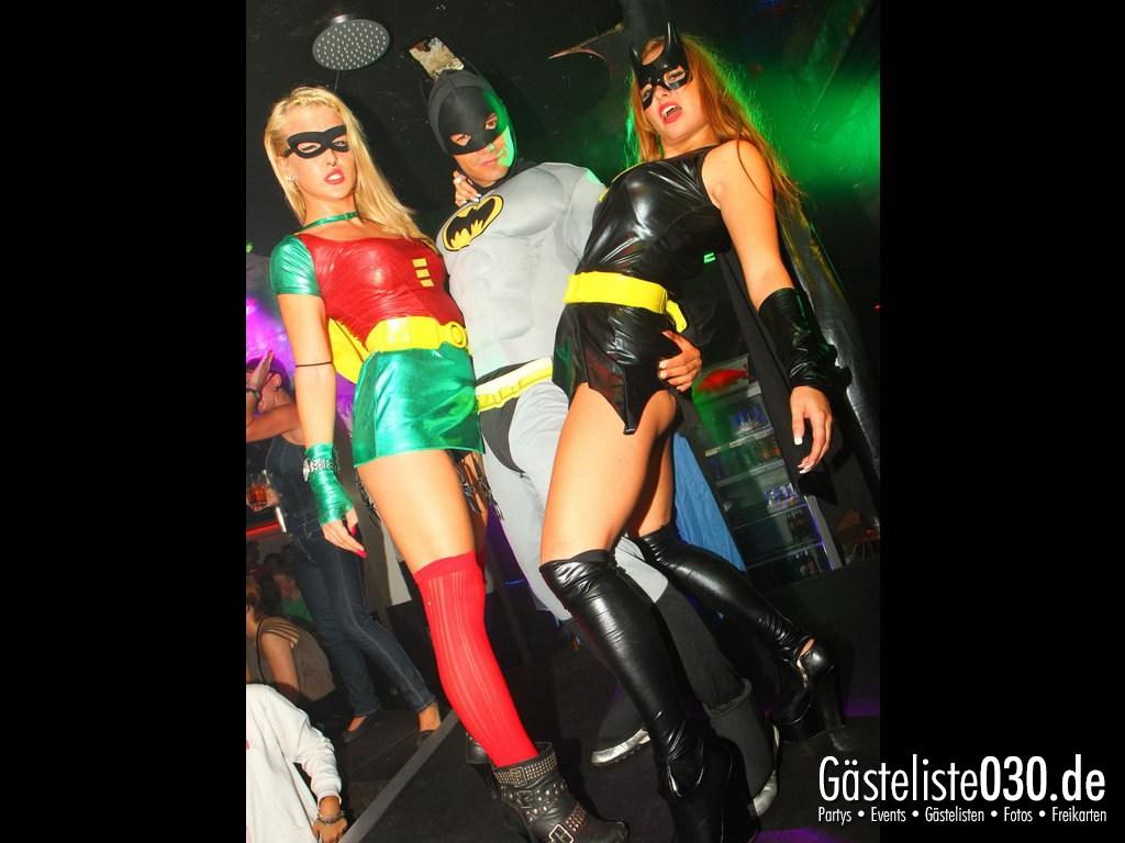 Partyfoto #48 Q-Dorf 31.08.2012 Super Heros