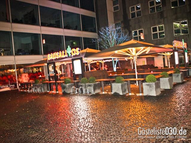 https://www.gaesteliste030.de/Partyfoto #1 Sausalitos Berlin vom 01.11.2012