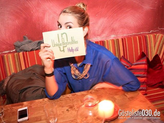 https://www.gaesteliste030.de/Partyfoto #9 Sausalitos Berlin vom 01.11.2012