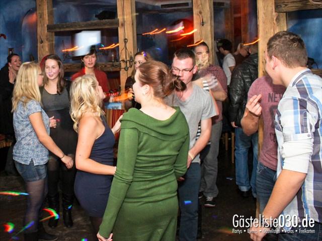 https://www.gaesteliste030.de/Partyfoto #118 Sausalitos Berlin vom 01.11.2012