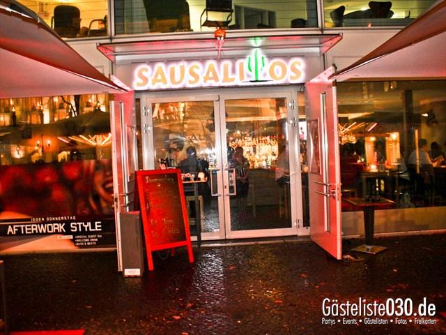https://www.gaesteliste030.de/Partyfoto #65 Sausalitos Berlin vom 01.11.2012