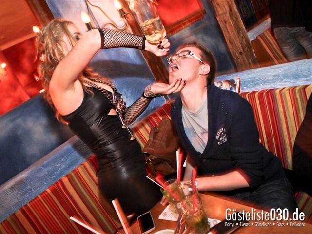 https://www.gaesteliste030.de/Partyfoto #23 Sausalitos Berlin vom 01.11.2012