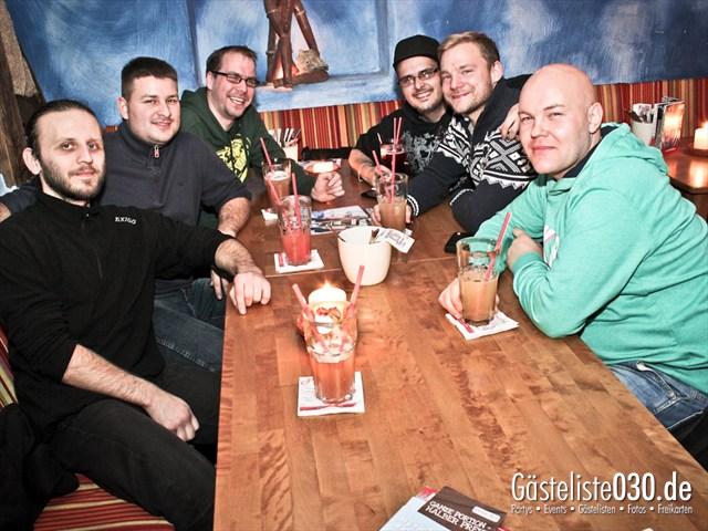 https://www.gaesteliste030.de/Partyfoto #141 Sausalitos Berlin vom 01.11.2012