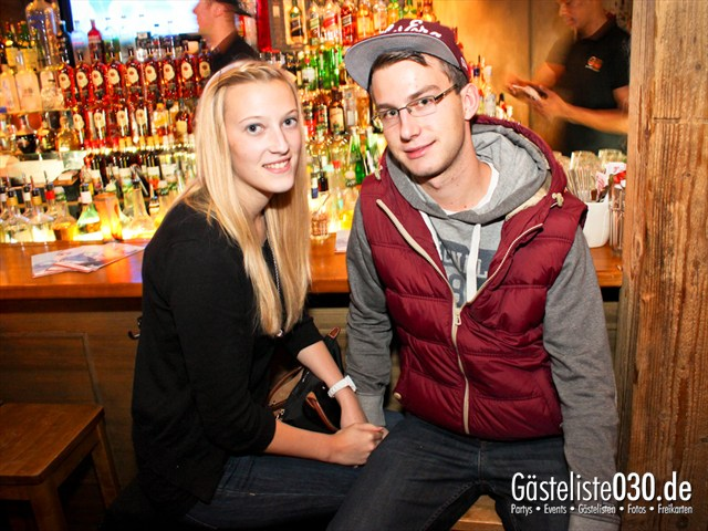 https://www.gaesteliste030.de/Partyfoto #63 Sausalitos Berlin vom 01.11.2012