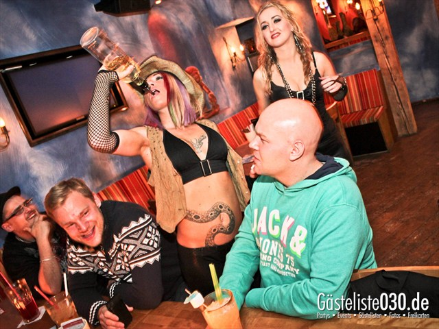 https://www.gaesteliste030.de/Partyfoto #27 Sausalitos Berlin vom 01.11.2012