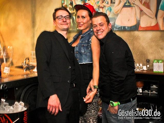 https://www.gaesteliste030.de/Partyfoto #126 Sausalitos Berlin vom 01.11.2012