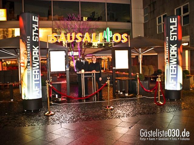 https://www.gaesteliste030.de/Partyfoto #2 Sausalitos Berlin vom 01.11.2012