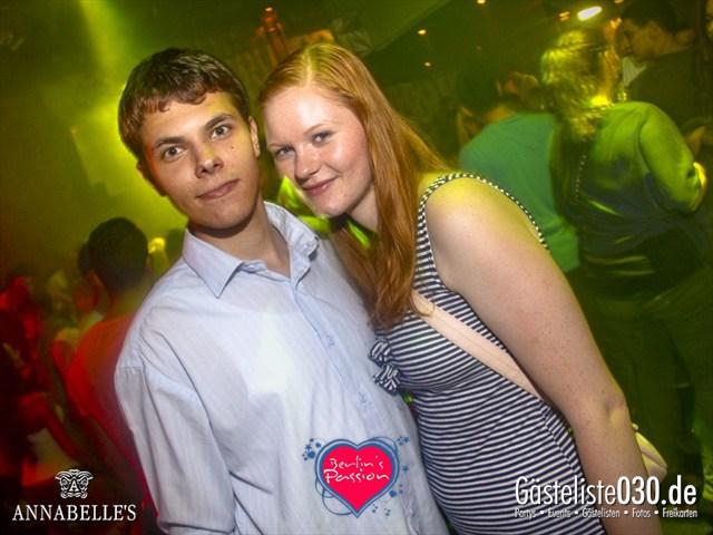 https://www.gaesteliste030.de/Partyfoto #30 Annabelle's Berlin vom 31.08.2012