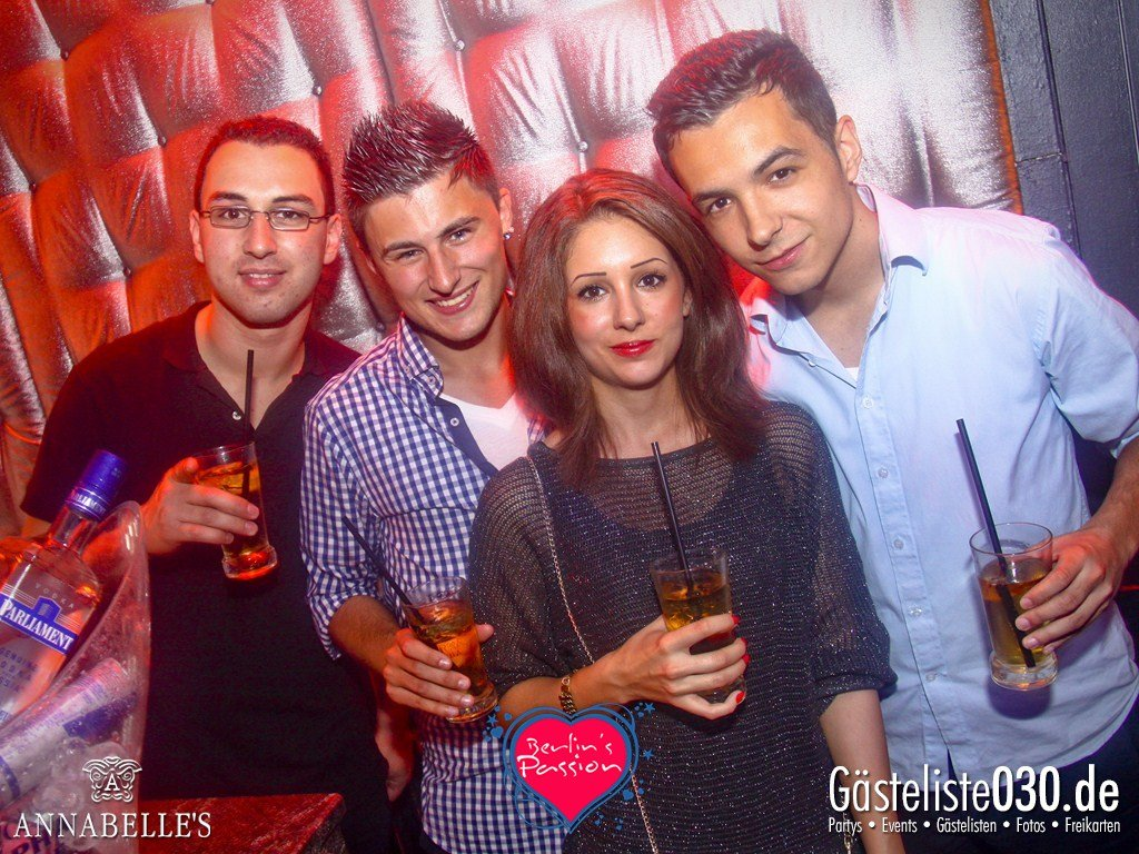 Partyfoto #48 Annabelle's 31.08.2012 Berlin's Passion pres. Official Season Opening 2012/2013