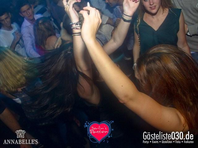 https://www.gaesteliste030.de/Partyfoto #50 Annabelle's Berlin vom 31.08.2012