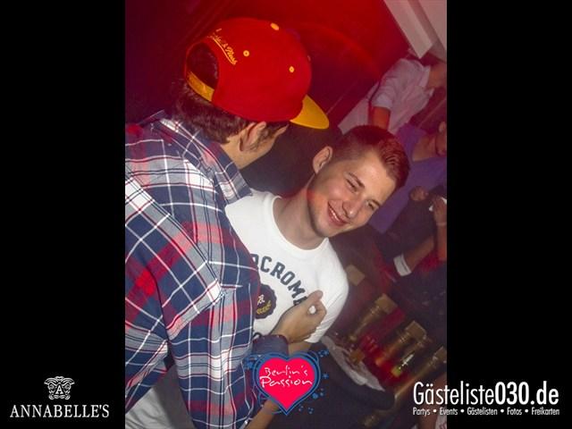 https://www.gaesteliste030.de/Partyfoto #76 Annabelle's Berlin vom 31.08.2012