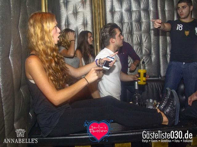 https://www.gaesteliste030.de/Partyfoto #11 Annabelle's Berlin vom 31.08.2012