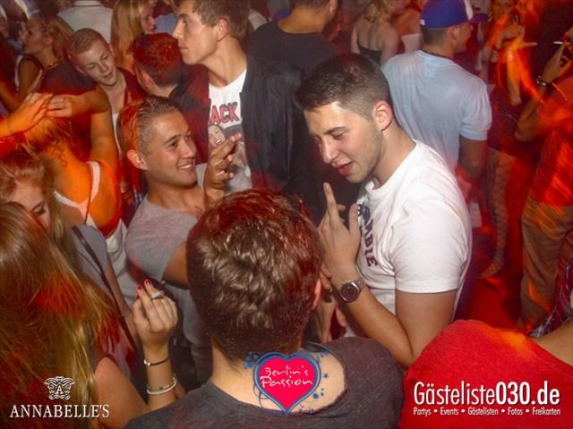 https://www.gaesteliste030.de/Partyfoto #29 Annabelle's Berlin vom 31.08.2012