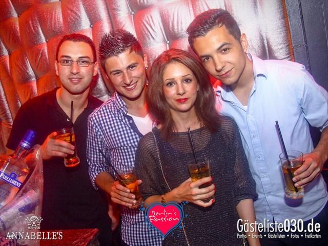 https://www.gaesteliste030.de/Partyfoto #48 Annabelle's Berlin vom 31.08.2012