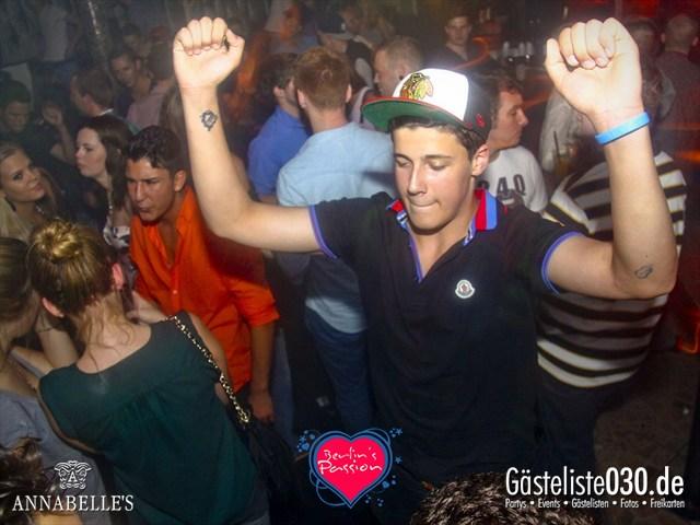 https://www.gaesteliste030.de/Partyfoto #65 Annabelle's Berlin vom 31.08.2012
