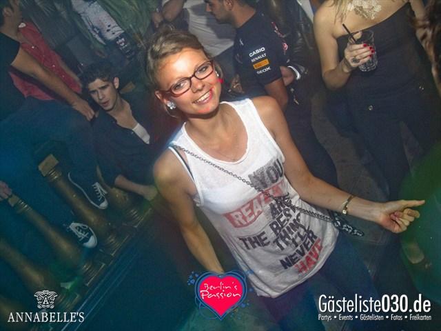 https://www.gaesteliste030.de/Partyfoto #80 Annabelle's Berlin vom 31.08.2012