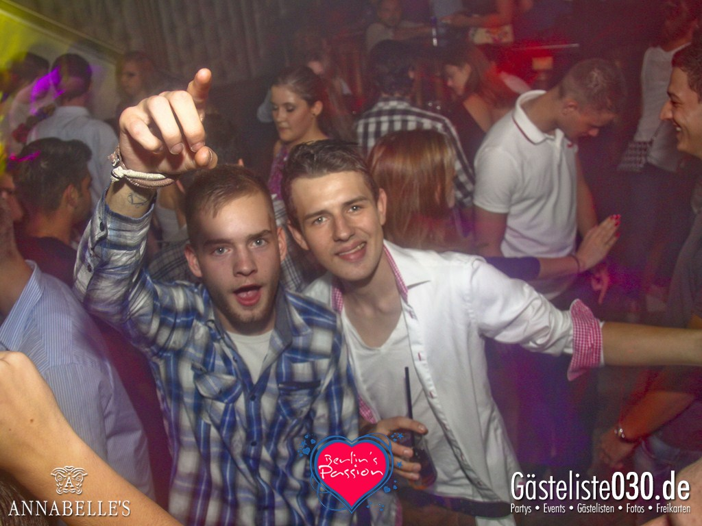 Partyfoto #75 Annabelle's 31.08.2012 Berlin's Passion pres. Official Season Opening 2012/2013
