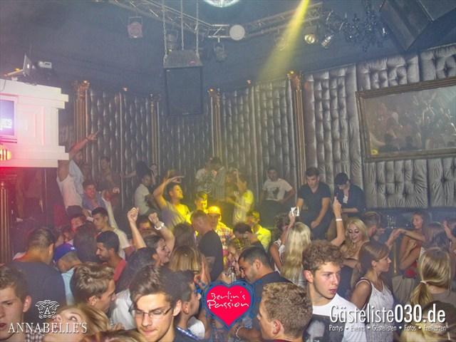 https://www.gaesteliste030.de/Partyfoto #14 Annabelle's Berlin vom 31.08.2012