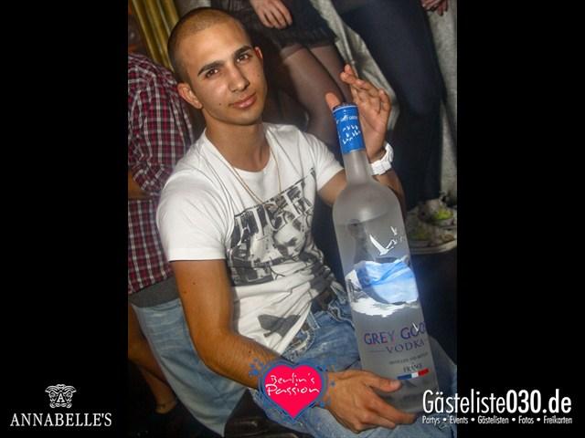 https://www.gaesteliste030.de/Partyfoto #20 Annabelle's Berlin vom 31.08.2012