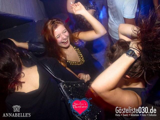 https://www.gaesteliste030.de/Partyfoto #49 Annabelle's Berlin vom 31.08.2012