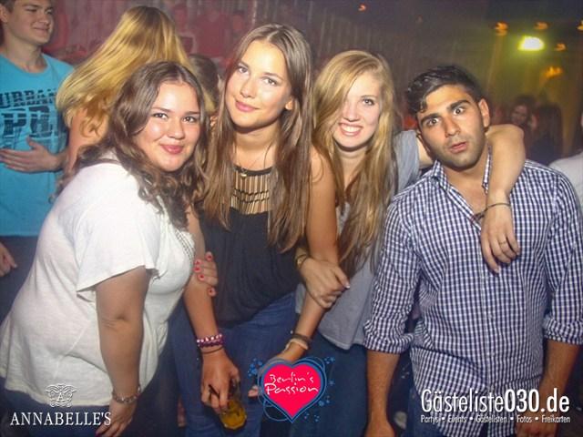 https://www.gaesteliste030.de/Partyfoto #36 Annabelle's Berlin vom 31.08.2012